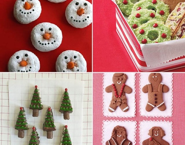 Bite Size Christmas Dessert Recipes!