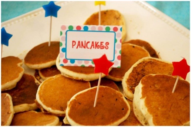 pajamas and pancakes party 2