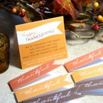 {FREEBIE} Thankful Dessert Flags!
