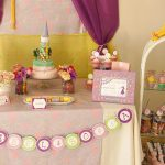Rapunzel Art Party Pictures 2