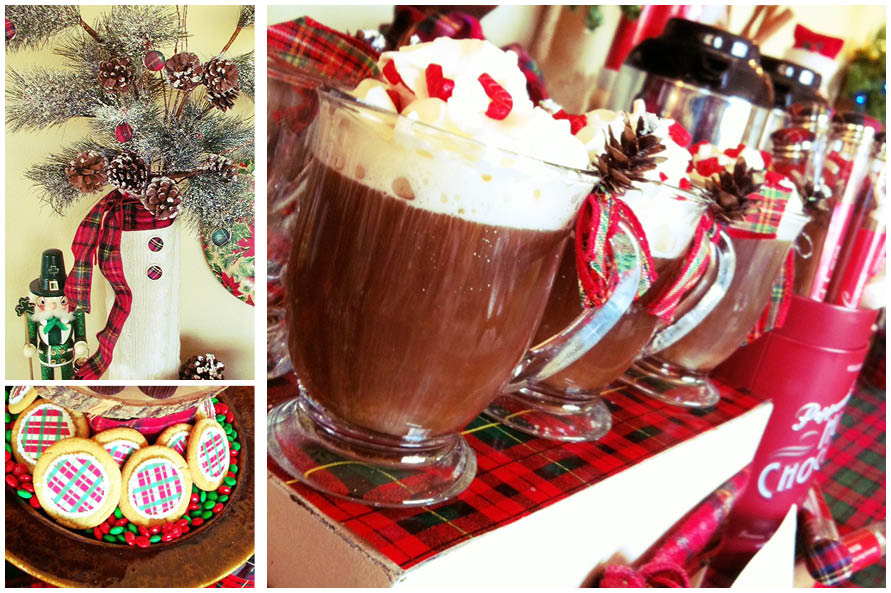 {Holiday} Celebrate The Season With A Hot Toddy Bar