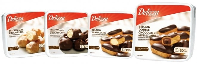 delizza products