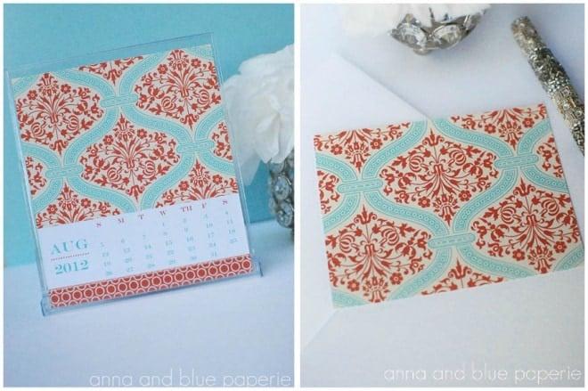 free printable 2012 calendar