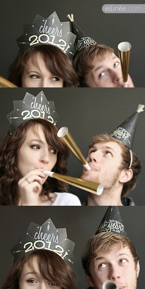 new years eve party hat printables