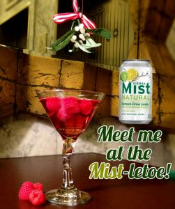 sierra mist meet me at the mist-letoe