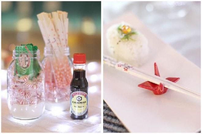 sushi holiday eats