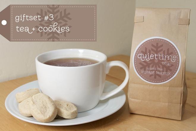 tea+cookies