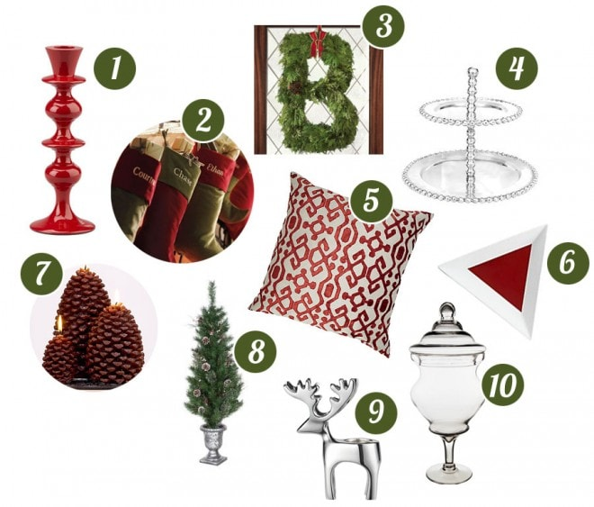 top 10 holiday decorating must haves win american express gift card - Christmas Must Haves