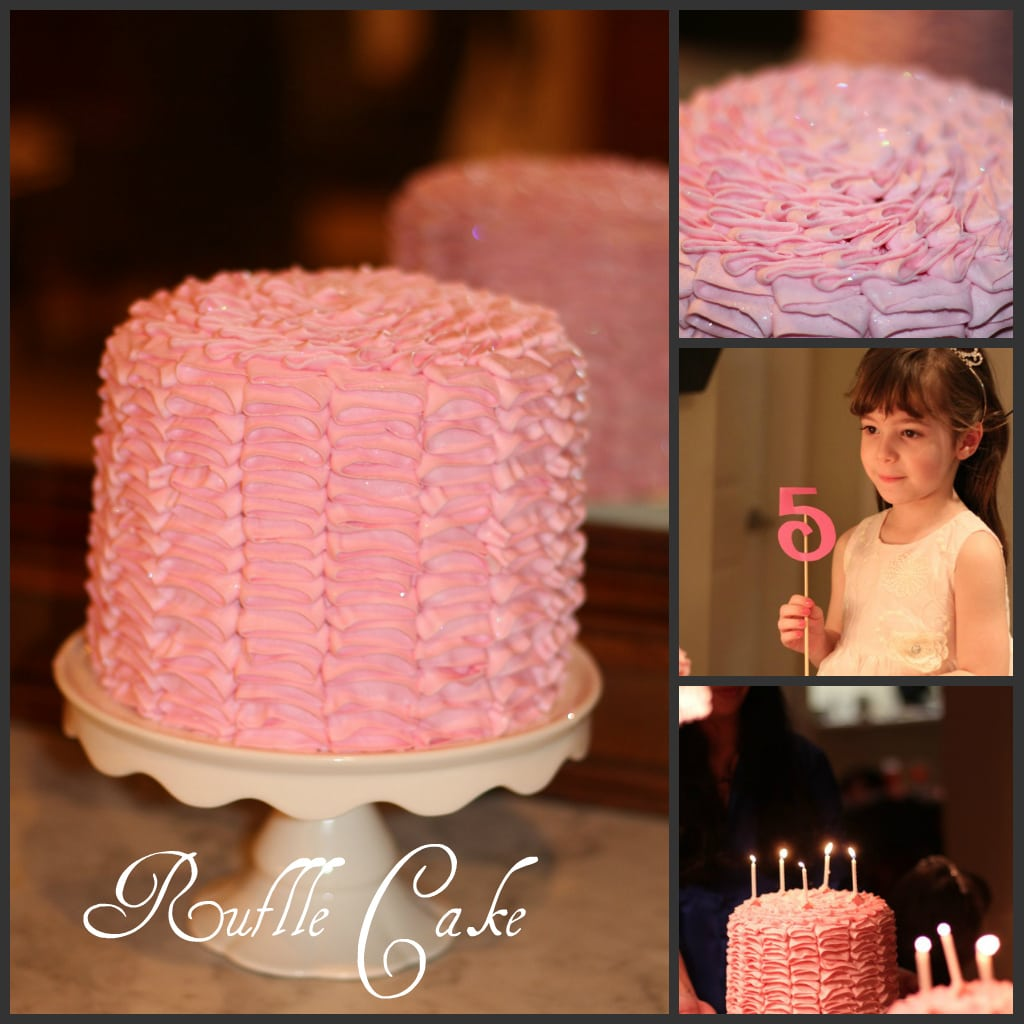 A Royal Spa Party for Princess Charlee's 5th Birthday