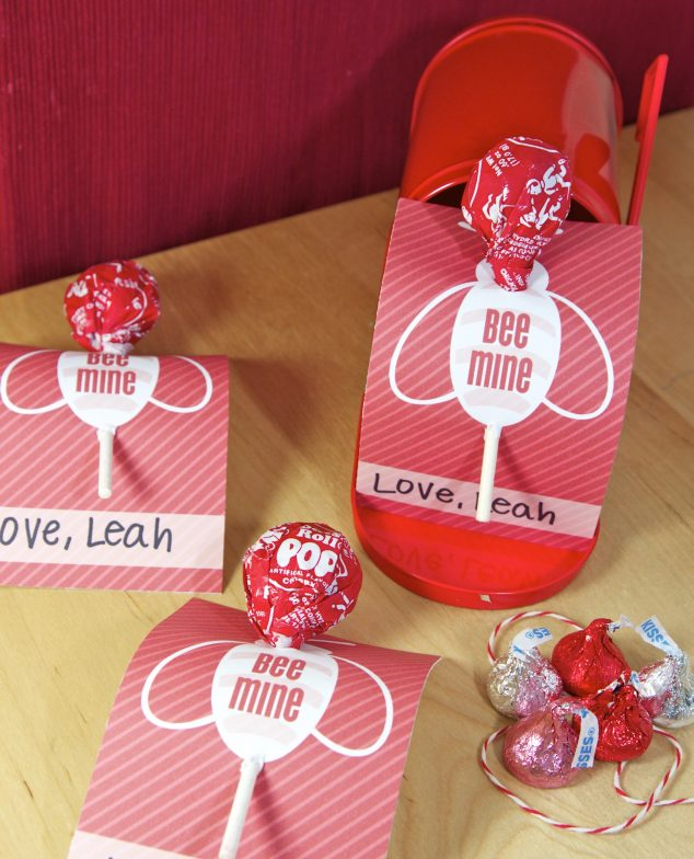Freebie diy valentine 39 s day gifts pizzazzerie for Valentine ideas for friends