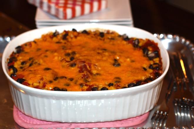 bean enchillada casserole from conagra and kroger 2