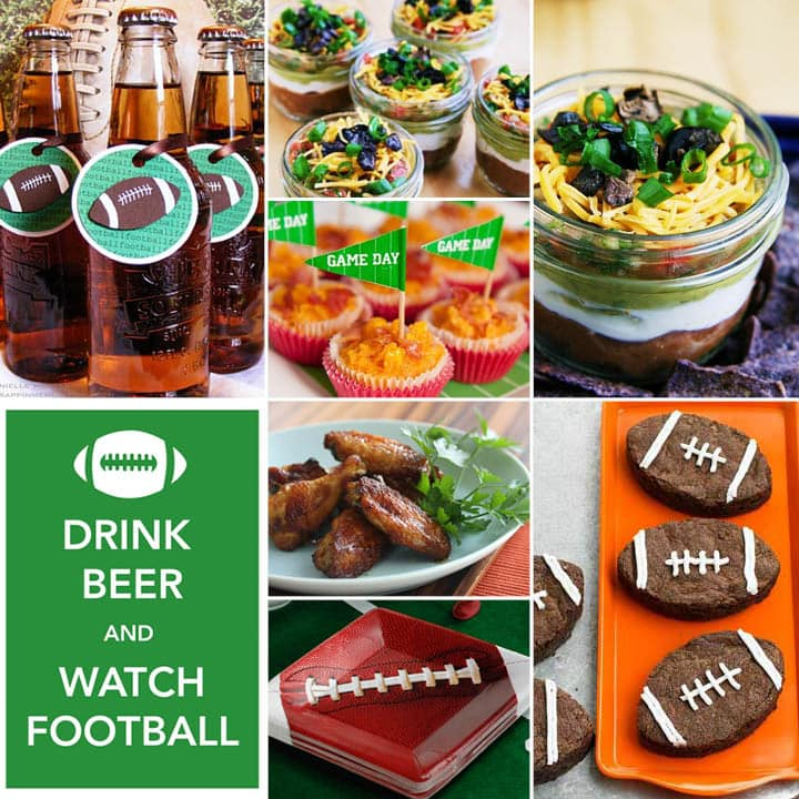 Throw The Ultimate SuperBowl Party!