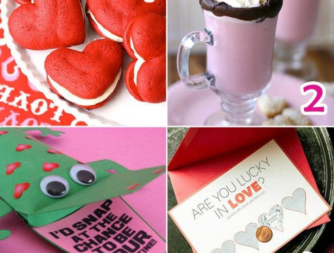 Valentine's Day Party Ideas!