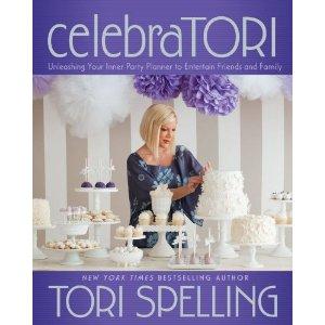 Tori Spelling Party Book Celebratori