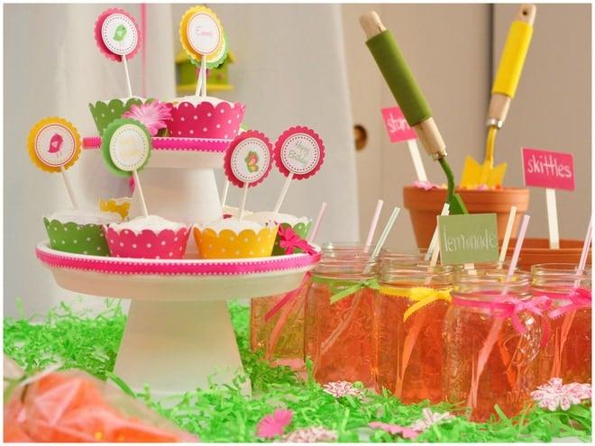 Hop into Spring Garden Party!!