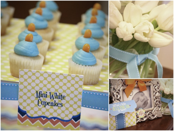 Jellybean Baby Shower!