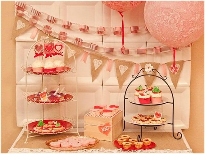 Vintage Valentine Party