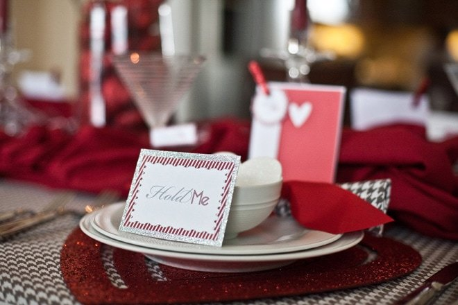 Love Letters Valentine S Dinner Party Free Printables Pizzazzerie