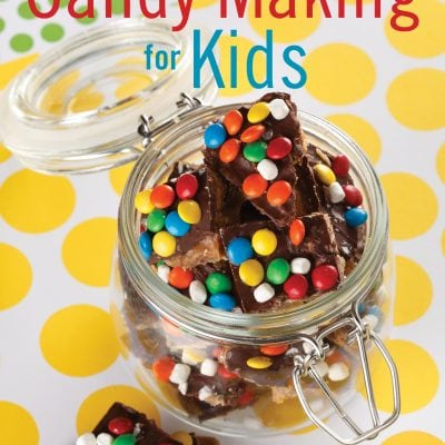 Candy Making Front Cover