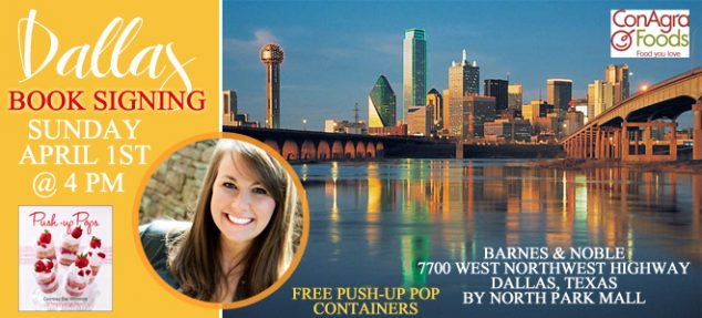 dallas book signing