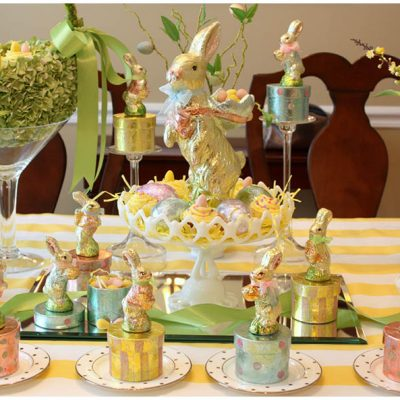 easter metallic party 1