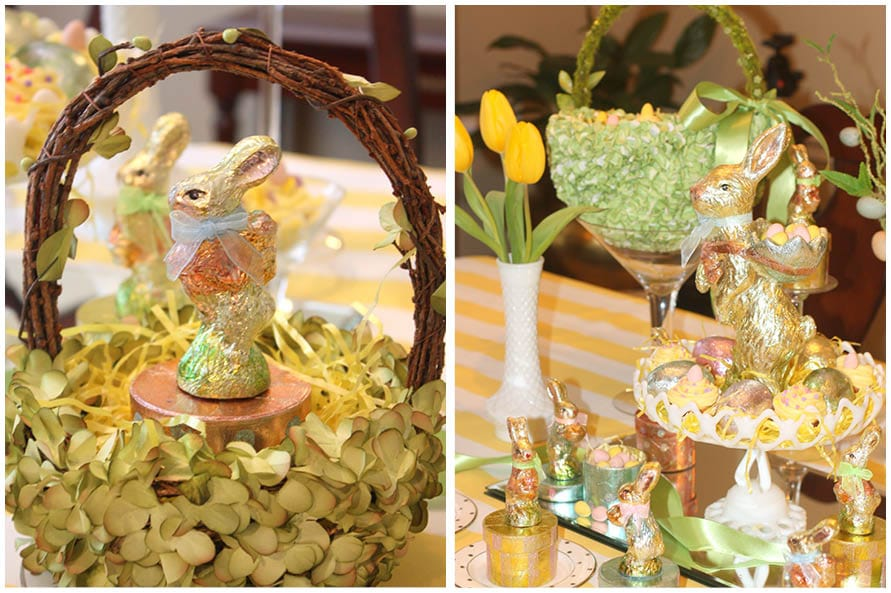easter metallic party 3