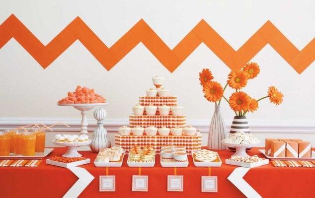 amy atlas dessert table