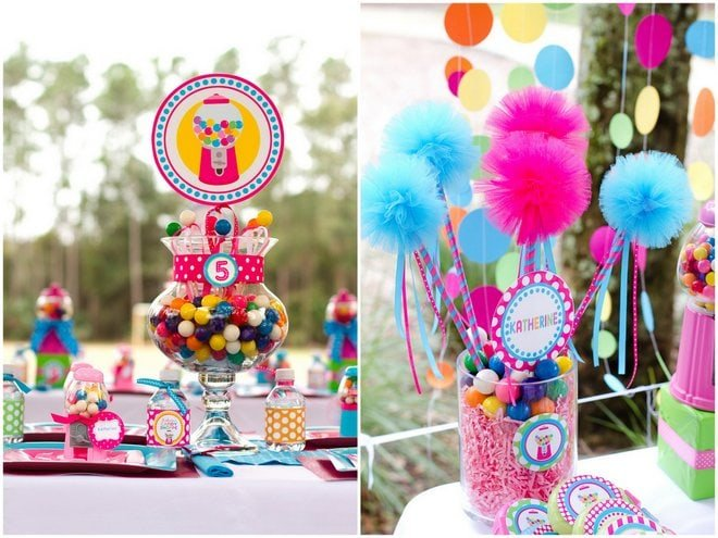 Gumball birthday Party 2