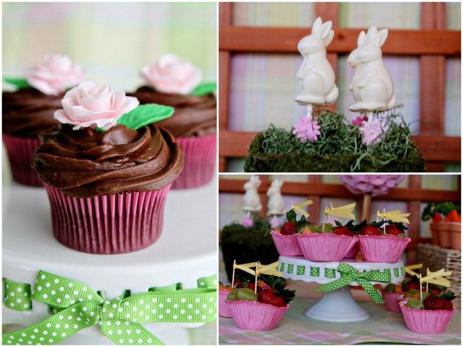 Spring Craft Party!