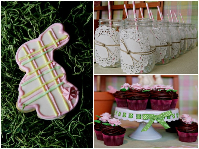 Spring Craft Party Treats