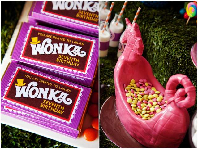 Willy Wonka Birthday Party 2