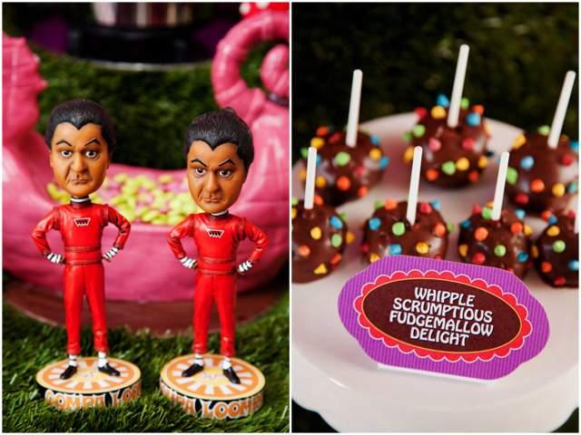 Willy Wonka Birthday Party 5