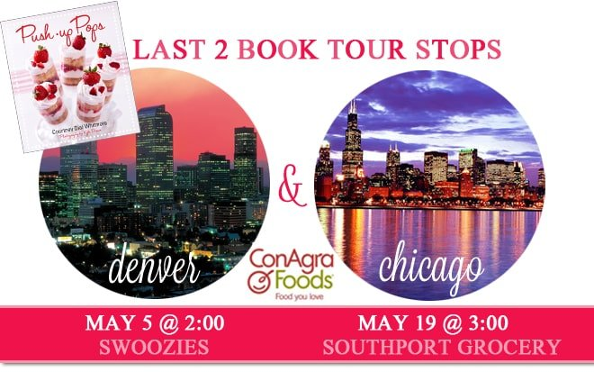 2 Book Signings Left {DENVER + CHICAGO}