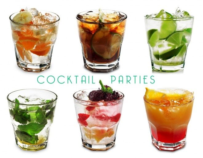 cocktail parties 101