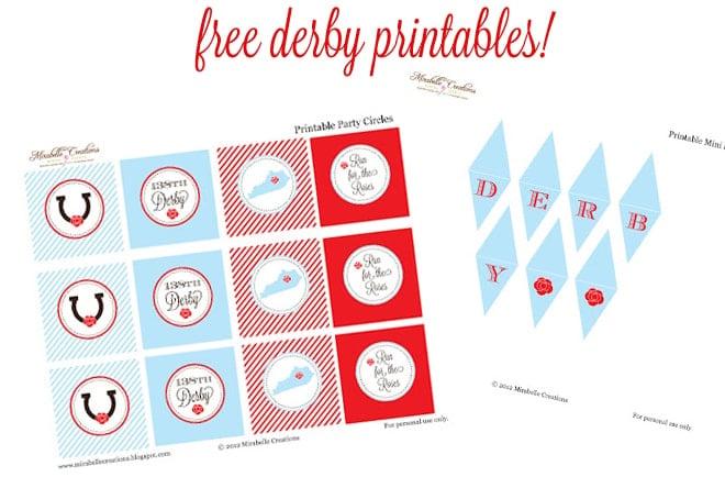 derby-printables