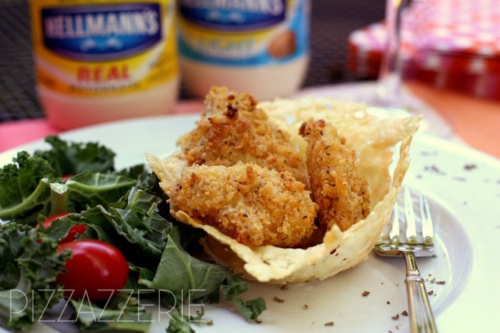 {Giveaway} Hosting a Dinner Party with Chicken Caesar Cups!