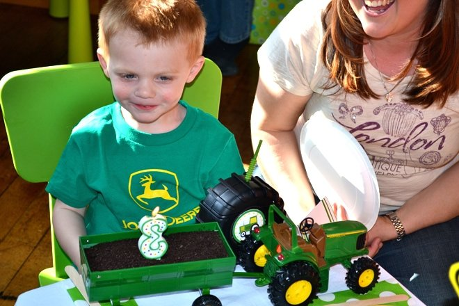 John Deere Birthday Party 5