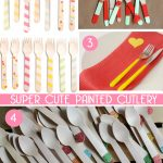 PAINTED CUTLERY