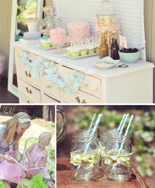 TUTUS AND BOW TIES BIRTHDAY PARTY 2