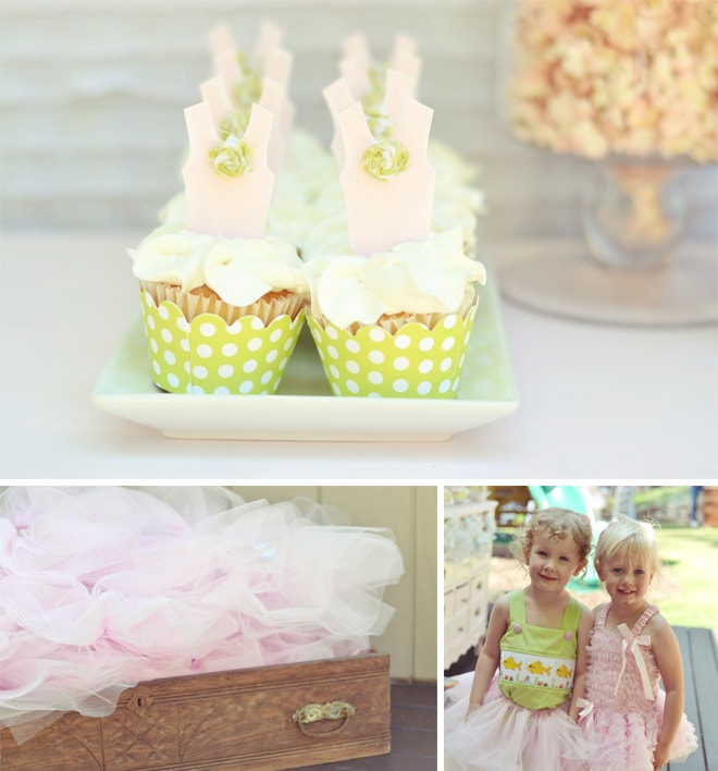 TUTUS AND BOW TIES BIRTHDAY PARTY 4