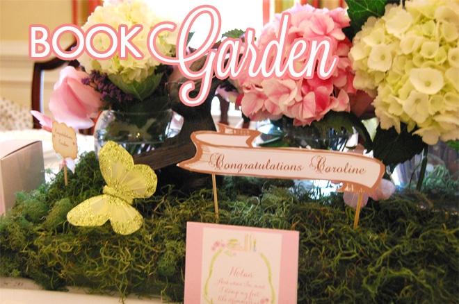 book garden kindergarten graduation