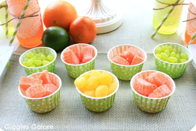 Summer Citrus Dinner Party