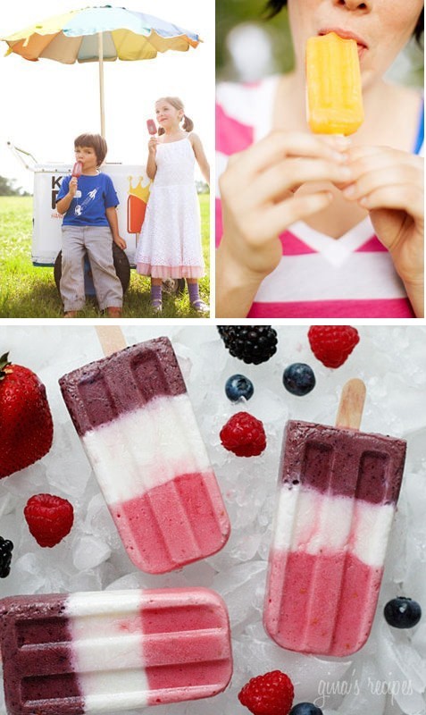 popsicle party inspiration