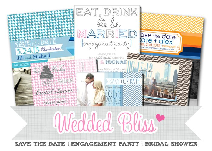 {Giveaway} $150 to Wedding Items at Party Box Design!