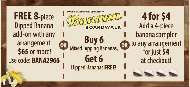 banana edible arrangements