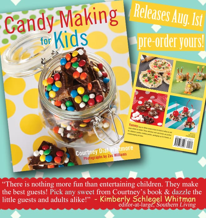 candy making for kids by courtney dial whitmore