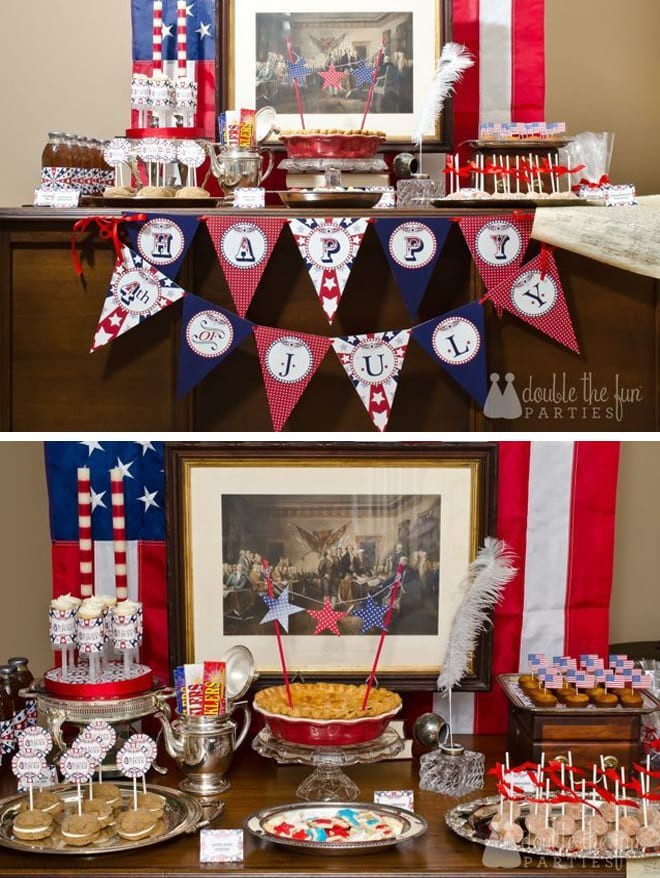 declaration of independence party 2