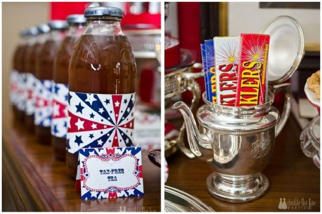fourth of july party inspiration