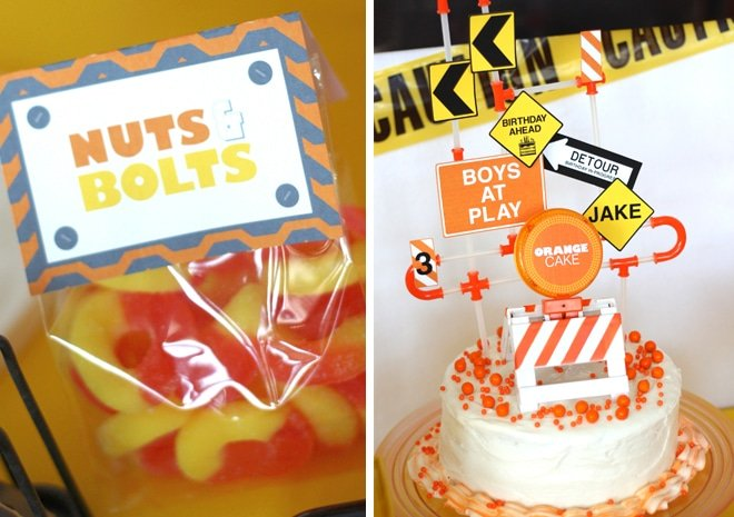 i dig you construction themed birthday party 6