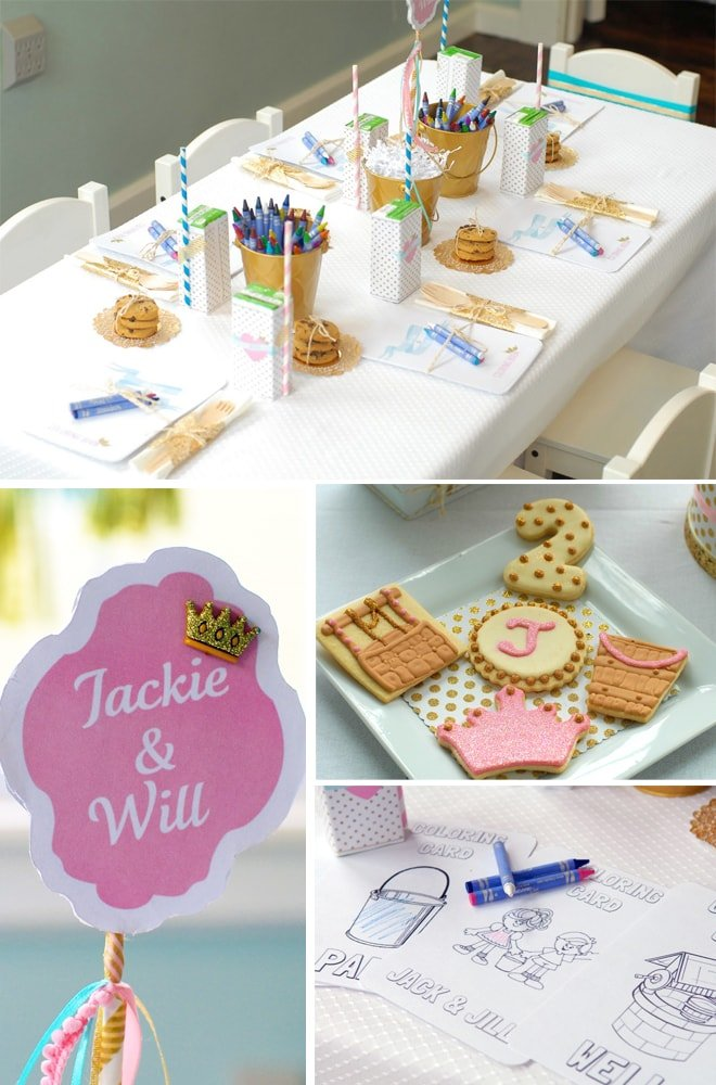jack and jill party details